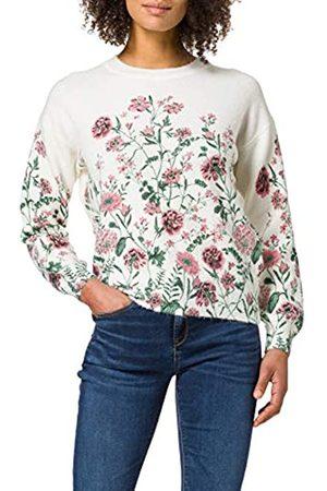 Springfield Jersey Estampado Flor Botánica Suéter