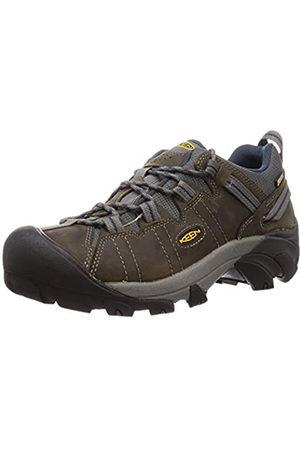 Keen Targhee II WP, Zapatos de Low Rise Senderismo Hombre, (Gargoyle/Midnight Navy)