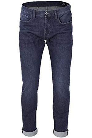 Armani Hombre Slim - Cotton Stretch Blue Indigo, Slim Vaqueros
