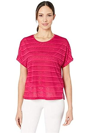 Craft Camiseta de Manga Corta para Mujer, de Corte Holgado, para Atletismo, Mujer, Camisetas atléticas