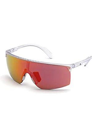 adidas SP0005 Gafas, crystal/smoke mirror