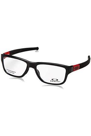Oakley 8091 809103, Monturas de Gafas para Hombre, Polished Black Ink