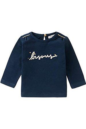 Noppies G Regular T-Shirt LS Elandsbaai Camiseta, Black Iris-P554