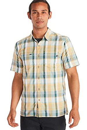Marmot Hombre Casual - Innesdale Short Sleeve Shirt Camisa Hombre S