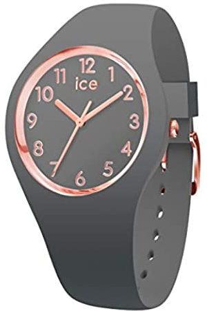 ICE-WATCH Mujer Relojes - ICE Glam Colour Grey - Reloj para Mujer con Correa de Silicona