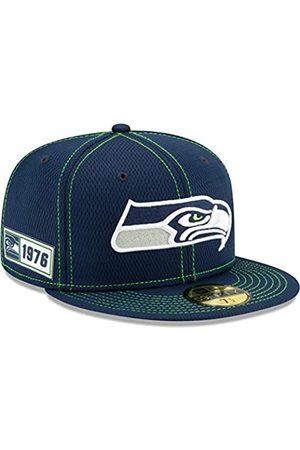 New Era 59fifty Seattle Seahawks - Gorra para Hombre, Hombre, Gorra, Hombres, 12050638