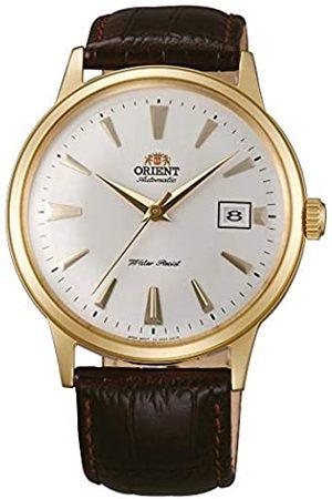 Orient Reloj Analógico para Unisex Adultos de Automático con Correa en Cuero FAC00003W0