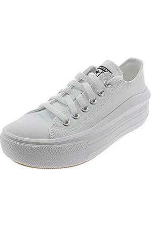 Converse Chuck Taylor All Star OX Platform Zapatos Deportivos para Mujer 570257C