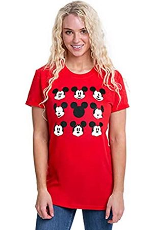Disney Mickey Mouse Face Camiseta