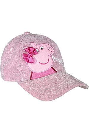 Cerdá Peppa Pig Niña Ajustable-53 cm-4 a 8 años Gorra de béisbol