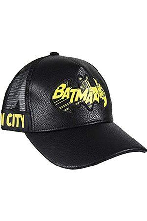 Cerdá Batman Malla Negra Ajustable-58 cm-Adulto Gorra de béisbol