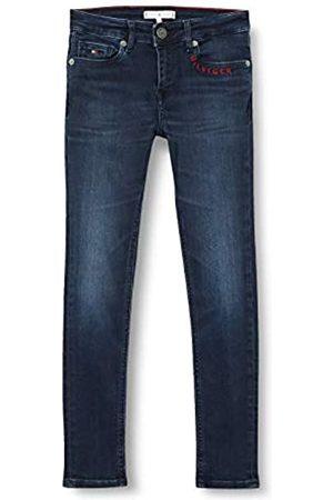 Tommy Hilfiger Nora Super Skinny Marodbblk Pantalones