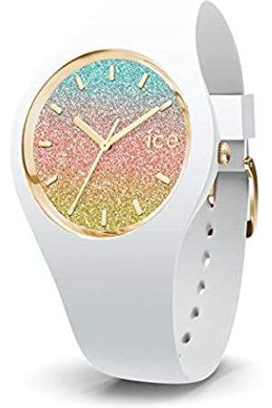 Ice-Watch ICE Lo Malibu - Reloj Blanco para Mujer con Correa de Silicona