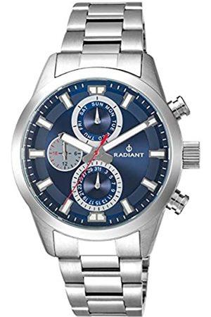 Radiant Reloj analógico para Hombre de . Colección Guardian. Reloj con Brazalete y Esfera en Azul. 10ATM. 44mm. Referencia RA479701.
