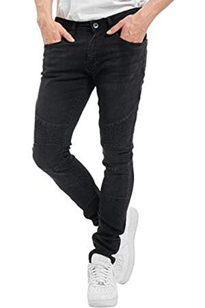 Urban classics Slim Fit Biker Jeans 30W x 30L para Hombre