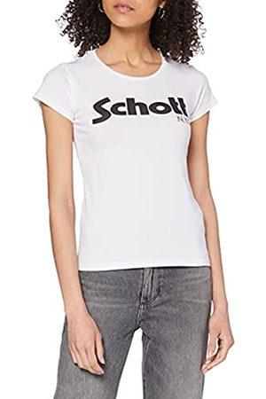 Schott NYC Tslogow Camiseta