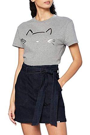 Lee Cooper Paperbag Jeans Skirt Falda