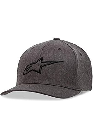 Alpinestars Ageless Curva Hat Gorra de béisbol, Carbón/Heather