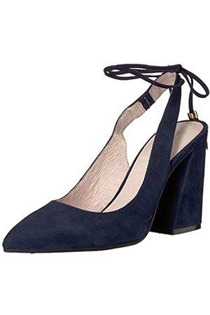 Kenneth Cole Gianna, Zapatos de Talón Abierto Mujer, (Navy 410)