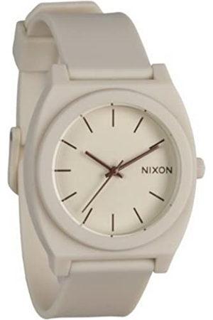 Nixon A1191027-00 - Reloj analógico de Cuarzo Unisex con Correa de plástico