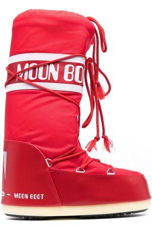 Moon Boot Botas de nieve acolchadas