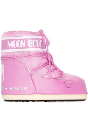 Moon Boot Botas de nieve planas