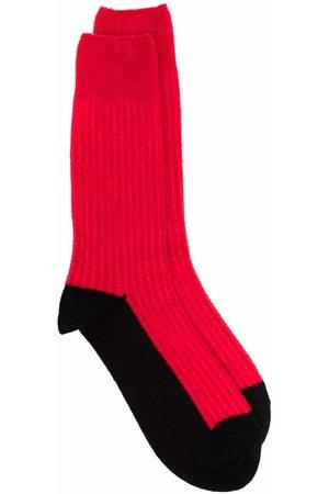 Yohji Yamamoto Calcetines por el tobillo