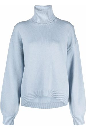 tibi Turtleneck cashmere jumper