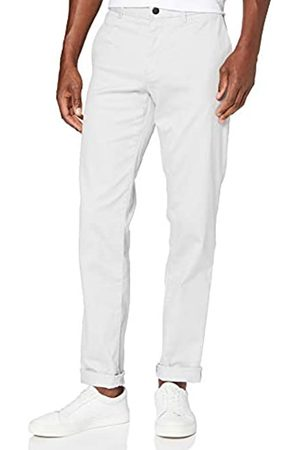 Tommy Hilfiger Stretch Cotton Twill Tapered Trousers Pantalones