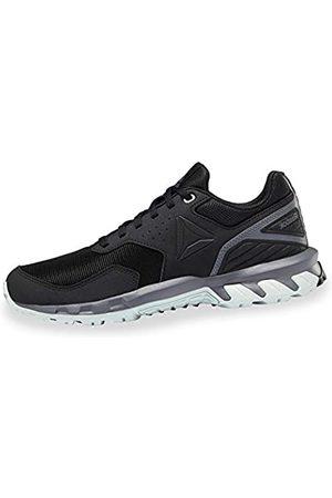 Reebok Ridgerider Trail 4.0, Zapatillas de Senderismo Hombre, (Black/Grey Emerald Ice 000)