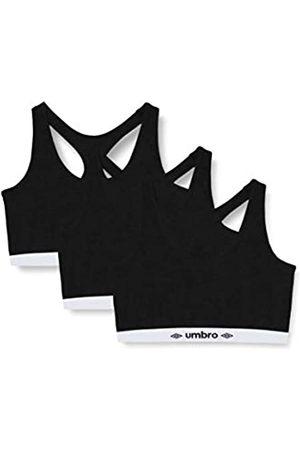 Umbro Brassière UMB/AM/BRA2X3 Sujetador Deportivo L para Mujer