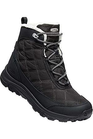 Keen Terradora II Wintry Boot WP, Botas para Nieve Mujer, Black