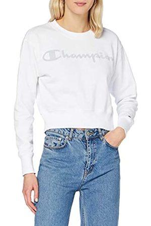 Champion Women's Seasonal Metallic Logo Sweatshirt Sudadera