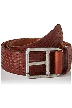 Hackett Hkt New Punch Belt Cinturón, 878BROWN