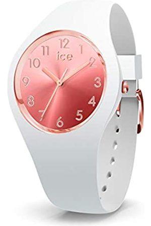 Ice-Watch ICE Sunset Blush - Reloj para Mujer con Correa de Silicona