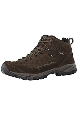 Format Multifuntionsschuh Nebraska Mid GTX, Zapatos de High Rise Senderismo Hombre, (Mahagoni 039)