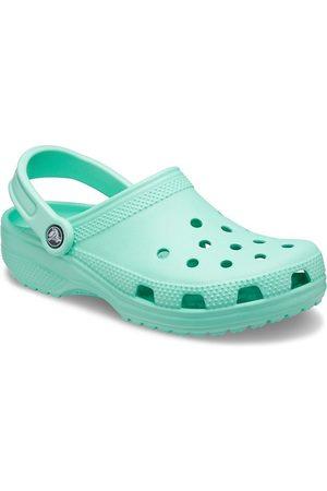 Crocs Mujer Oxford y mocasines - Zapatos color clásicos de -Verde