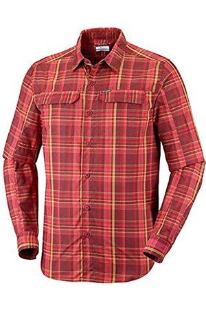 Columbia Camisa para Hombre Silver Ridge 2.0, a Cuadros, Hombre, Camisa para Hombre, 1838915