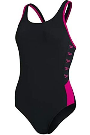 Speedo Bañador para Mujer con Logotipo de Boom Splice Muscleback, Mujer, One Piece Swimsuit, 812900B344