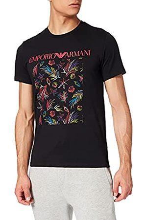 Armani Crew Neck T-Shirt Graphic World Camiseta