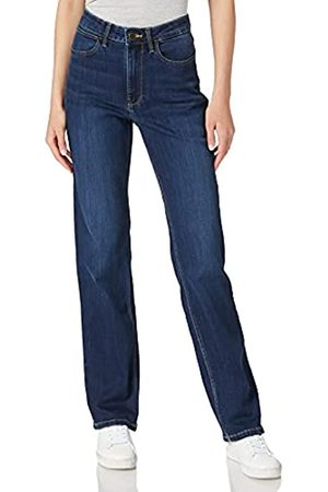 Wrangler High Rise Straight Jeans 33W / 30L para Mujer