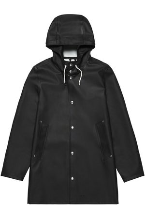 Stutterheim Stockholm Raincoat , unisex, Talla: 2XS
