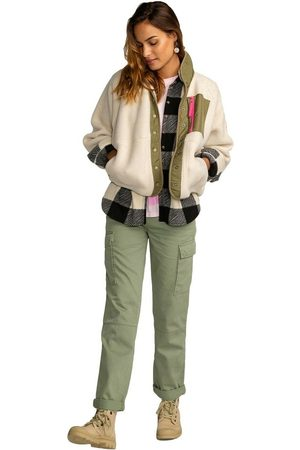 Billabong Pantalones Largos , Mujer, Talla: 28