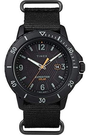 Timex Hombre Relojes - Expedition Gallatin Solar - Reloj de Pulsera para Hombre (44 mm