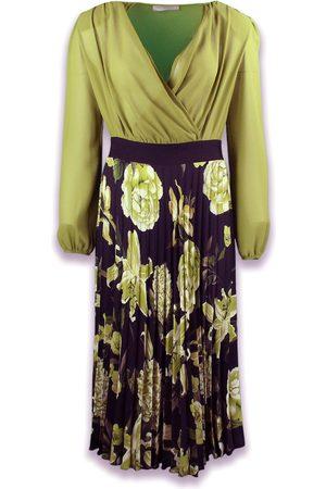 RINASCIMENTO Robe Midi , Mujer, Talla: XL