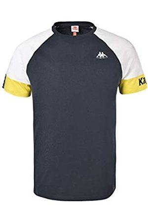 Kappa Isiah Camiseta Manga Corta, Hombre,