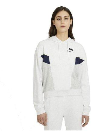 Nike Sudadera Heritage , Mujer, Talla: L