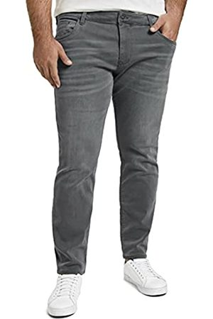 TOM TAILOR Plussize Slim Jeans, 10213-Clean Mid Stone Grey
