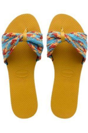 Havaianas YOU ST Tropez Shine Flip Flops , Mujer, Talla: 37/38