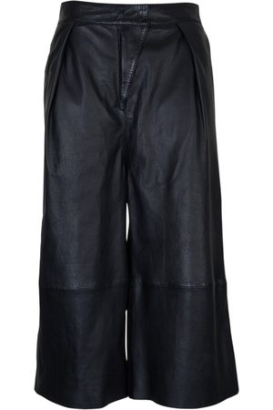 YOUNG POETS SOCIETY Culotte Elif aus Leder , Mujer, Talla: M
